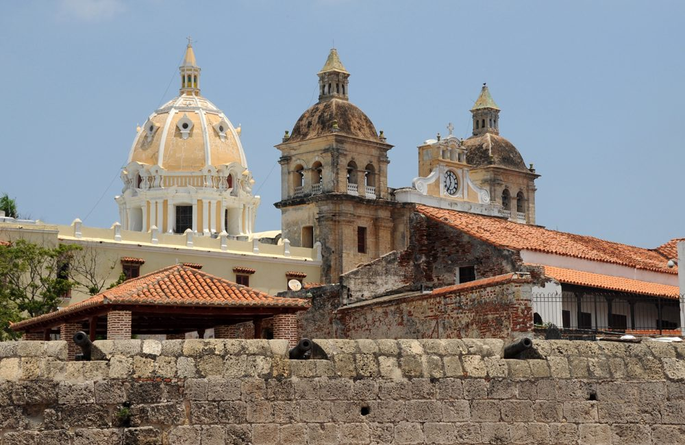 Kolumbien – Cartagena – Islas Rosario – 2016