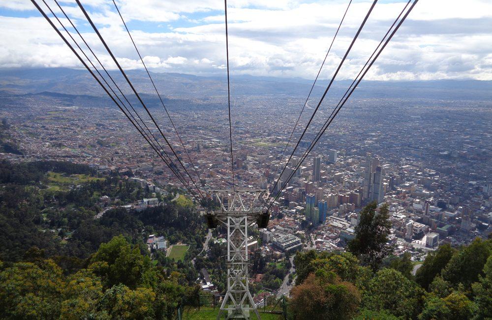 Kolumbien – Bogotá – 2016