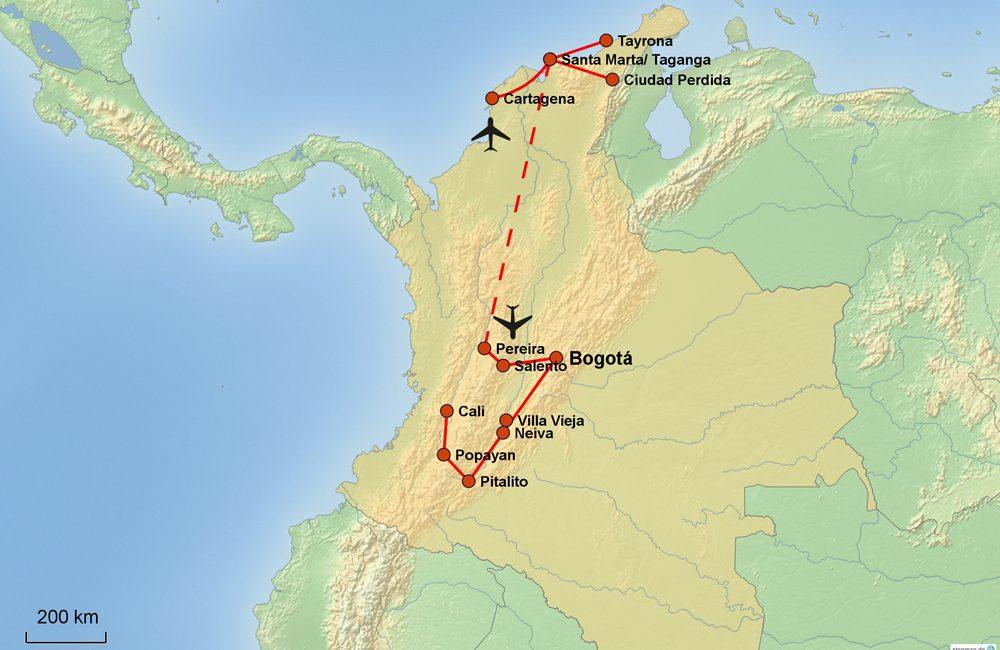 Kolumbien – Ein Rückblick!