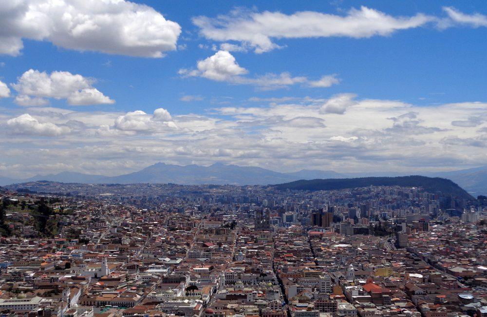 Ecuador – Quito – 2016