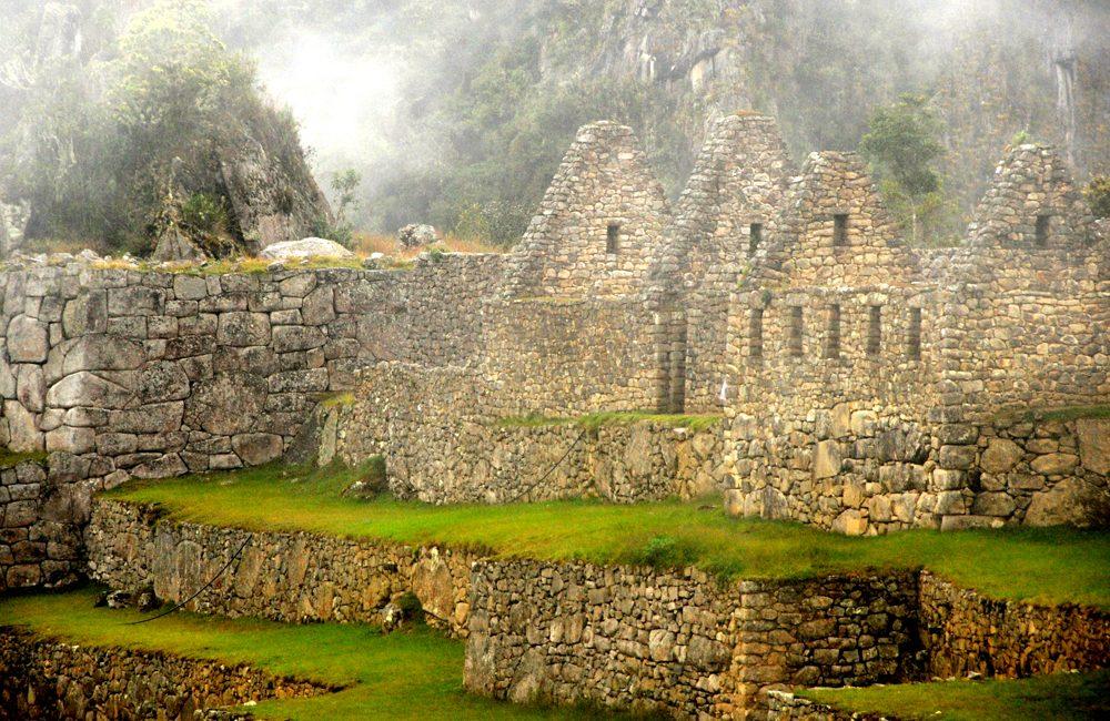 Auf den Spuren der Inkas!
