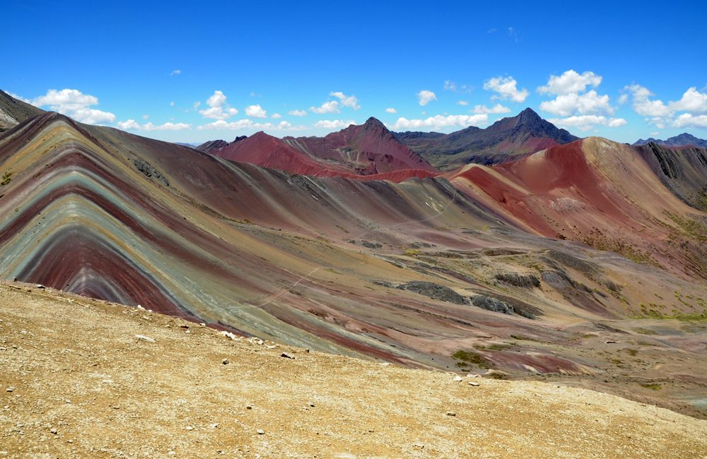 Peru – Rainbow Mountain – 2016