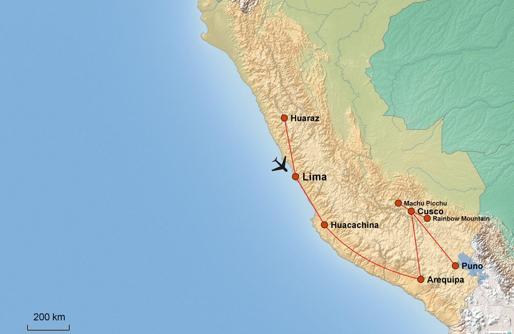 Peru – Ein Rückblick!