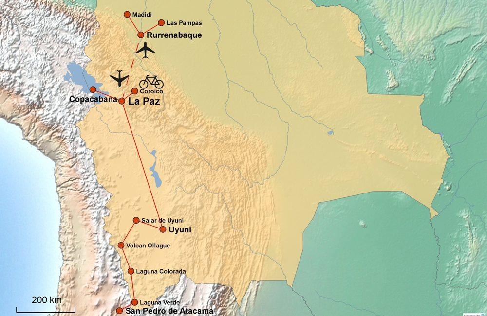 Bolivien – Ein Rückblick!