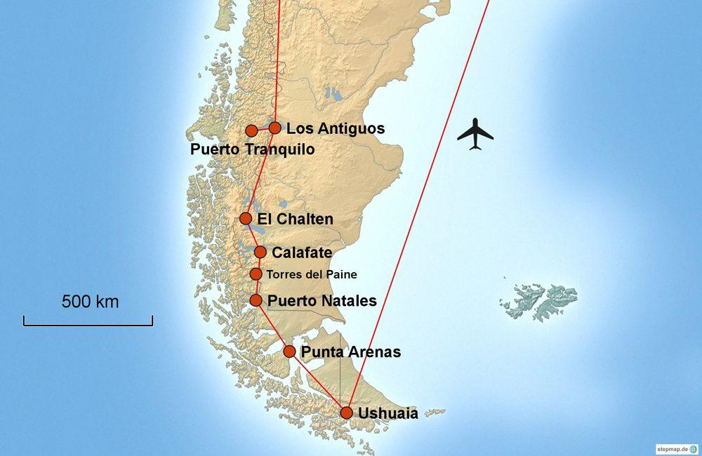 Chile – Argentinien – Ein Rückblick!