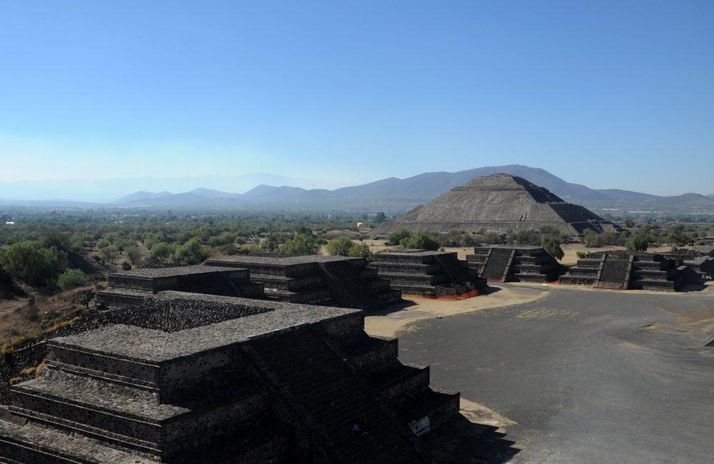 Mexiko – Teotihuacán – 2017