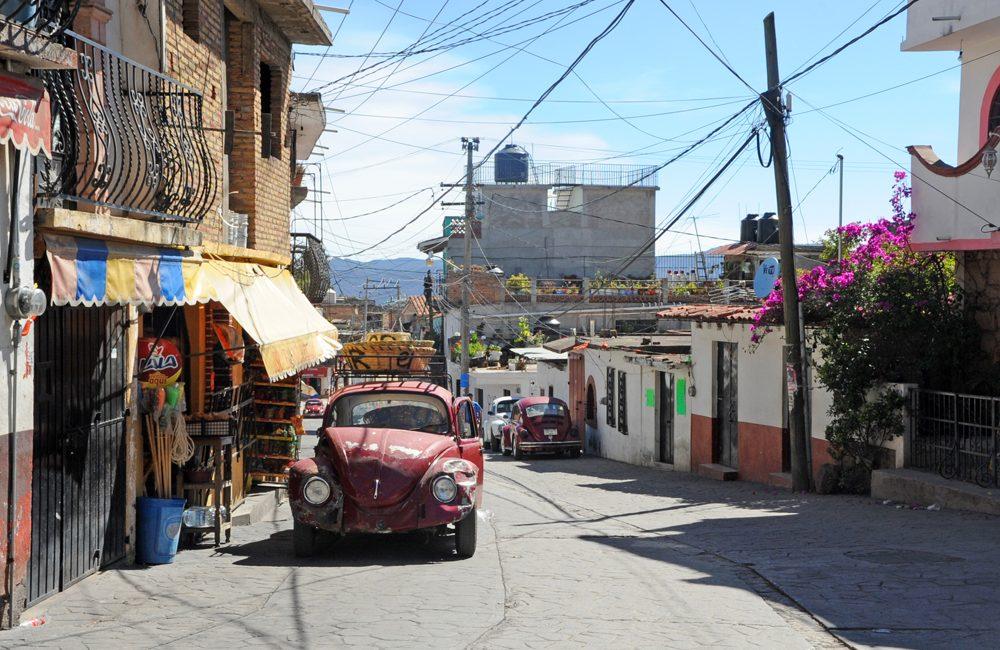 Mexiko – Taxco – 2017