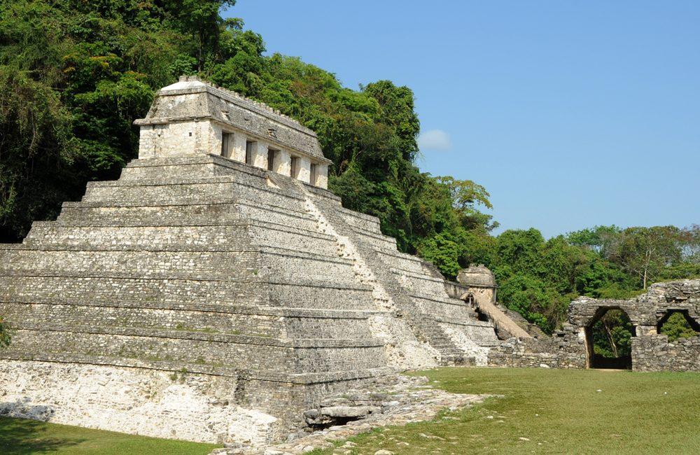 Mexiko – Palenque – 2017
