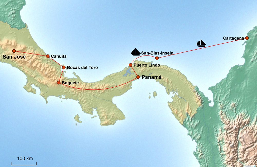 Panama – Costa Rica – Ein Rückblick!