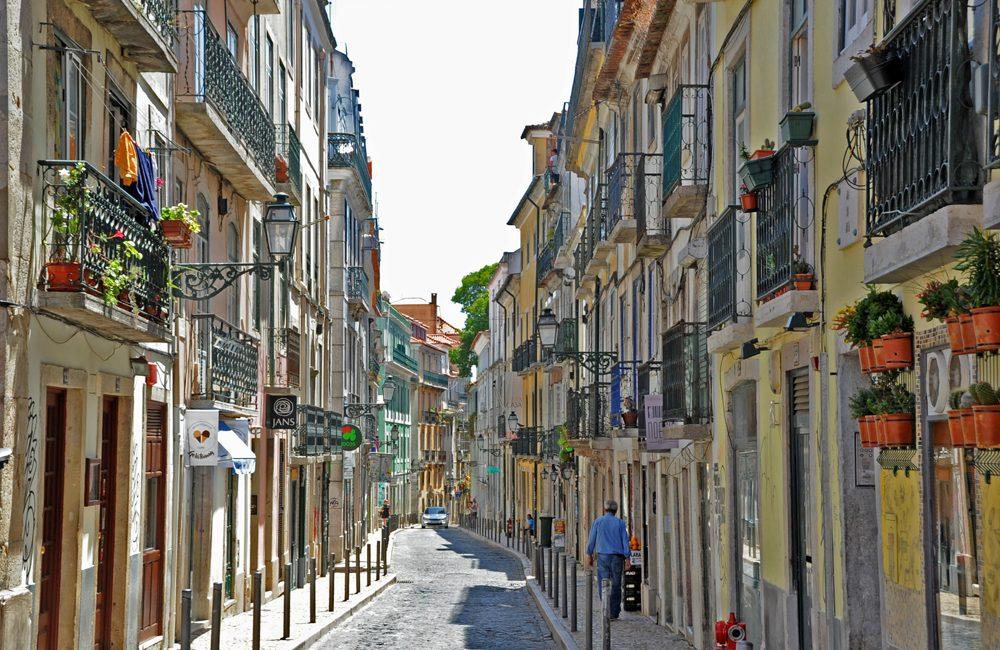 Portugal – Lissabon -2017