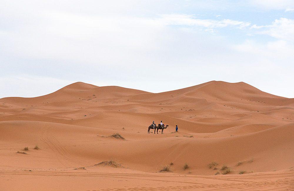 Marokko – Sahara – 2017