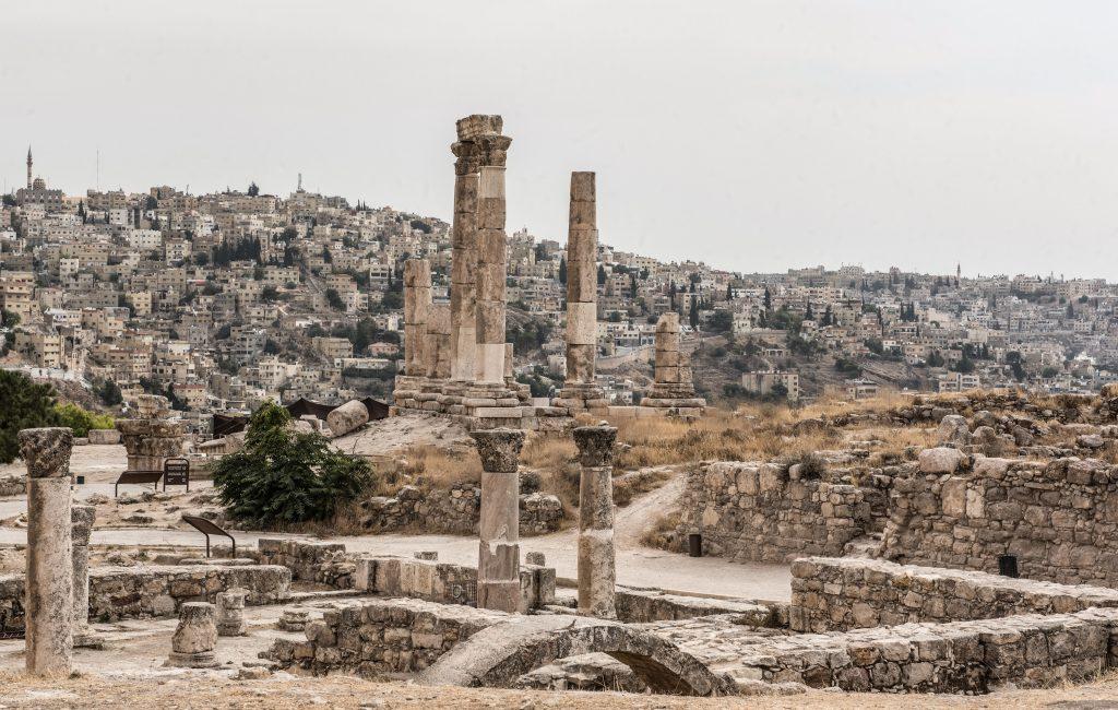 Jordanien – Amman – 2018