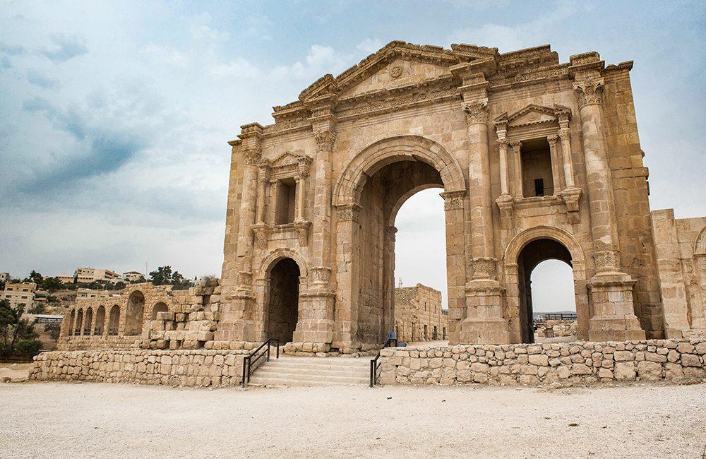 Jordanien – Jerasch – 2018