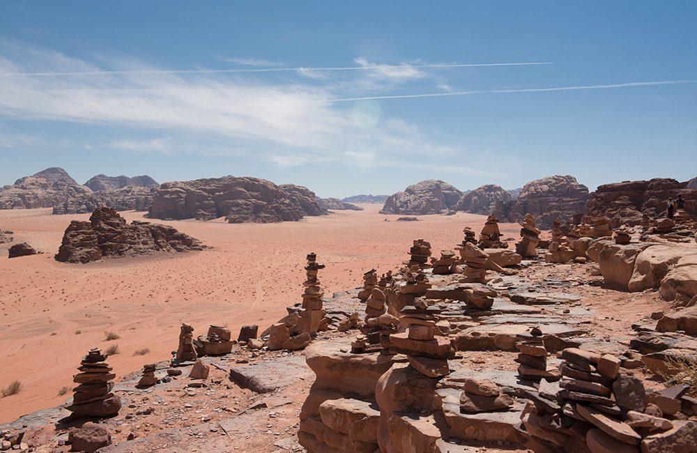 Jordanien – Wadi Rum – 2018