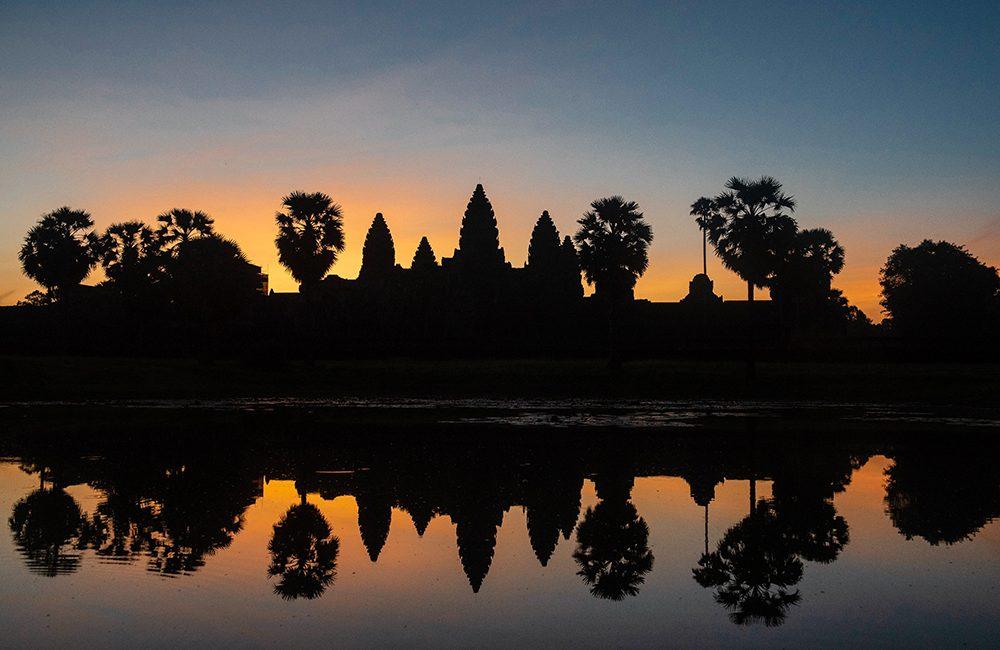 Kambodscha – Angkor Wat II – 2019