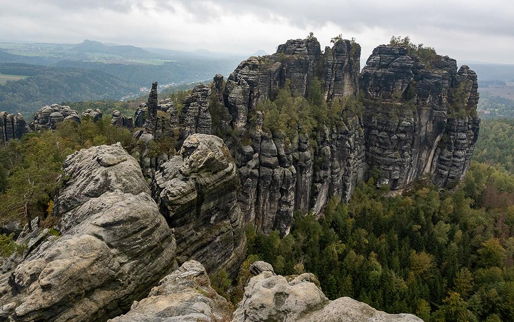 Deutschland – Elbsandsteingebirge – 2020
