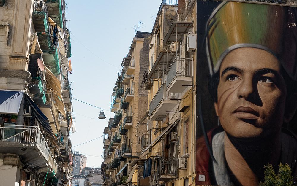 Italien – Neapel – 2020