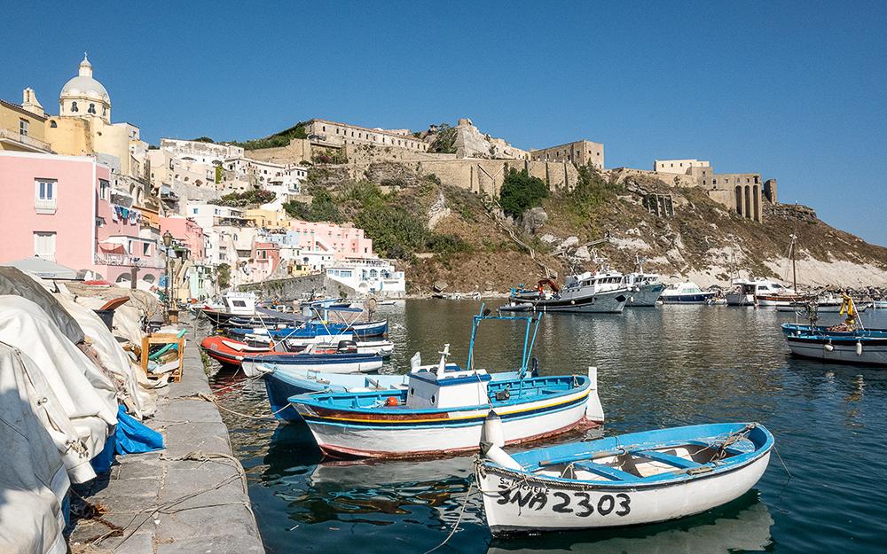 Italien – Amalfi – Procida – 2020
